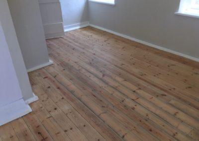Bedroom Wood Flooring