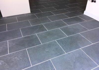 Slate Floor Care