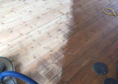 Wooden Floor Care